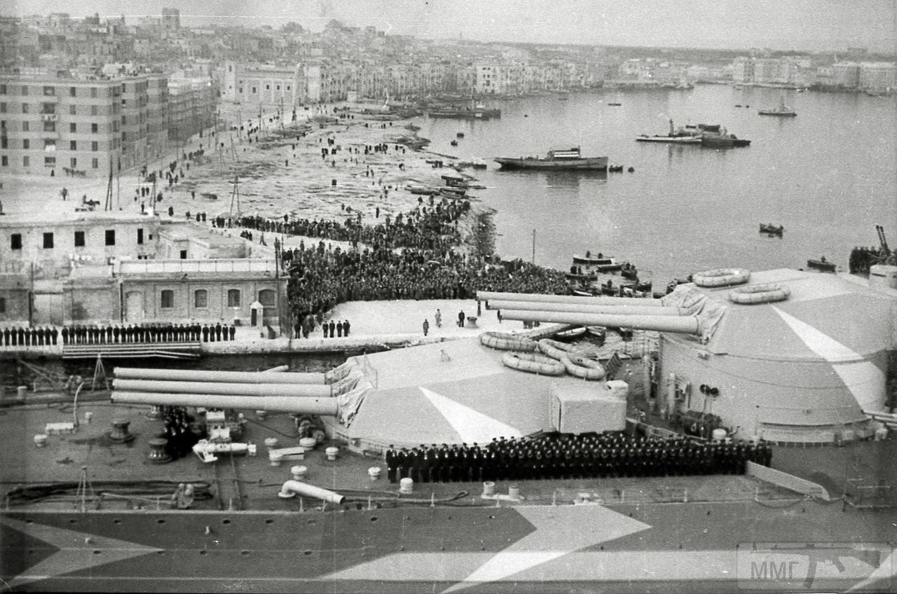 111587 - Regia Marina - Italian Battleships Littorio Class и другие...