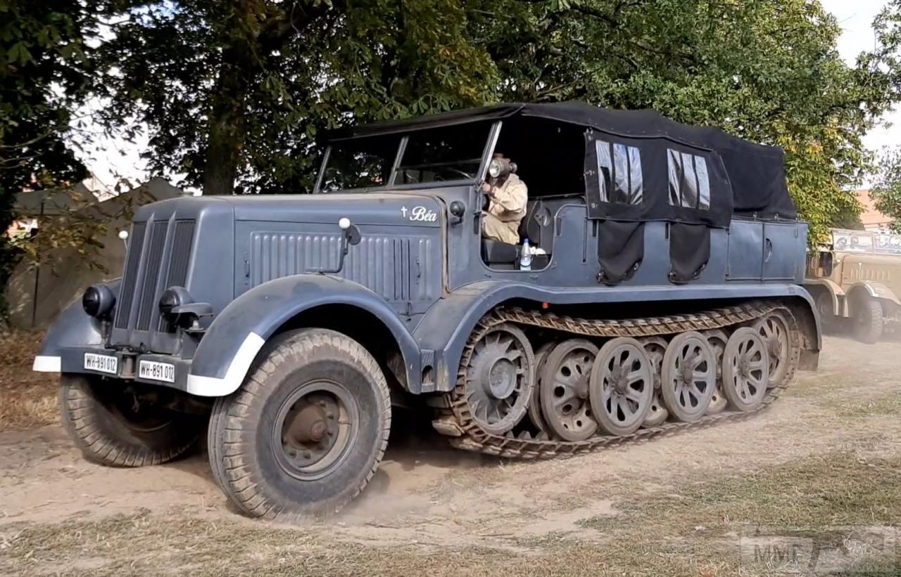 111661 - Грузовые и спец.автомобили Третьего рейха