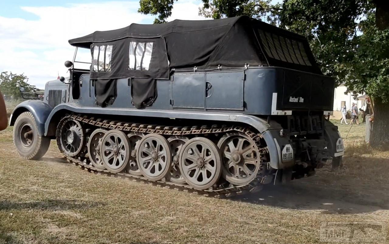 111662 - Грузовые и спец.автомобили Третьего рейха