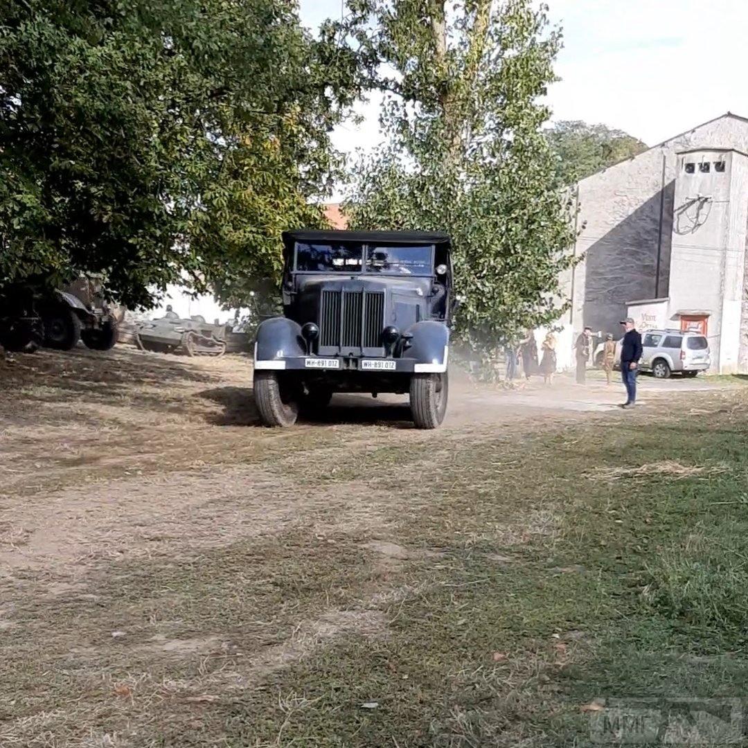 111663 - Грузовые и спец.автомобили Третьего рейха