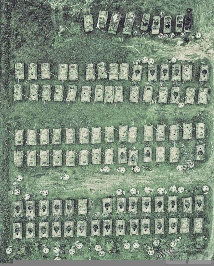 111715 - Производство танков в СССР