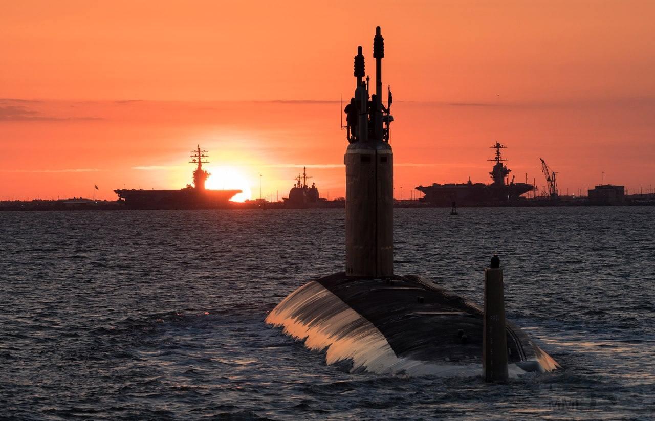 11175 - Атомные субмарины.