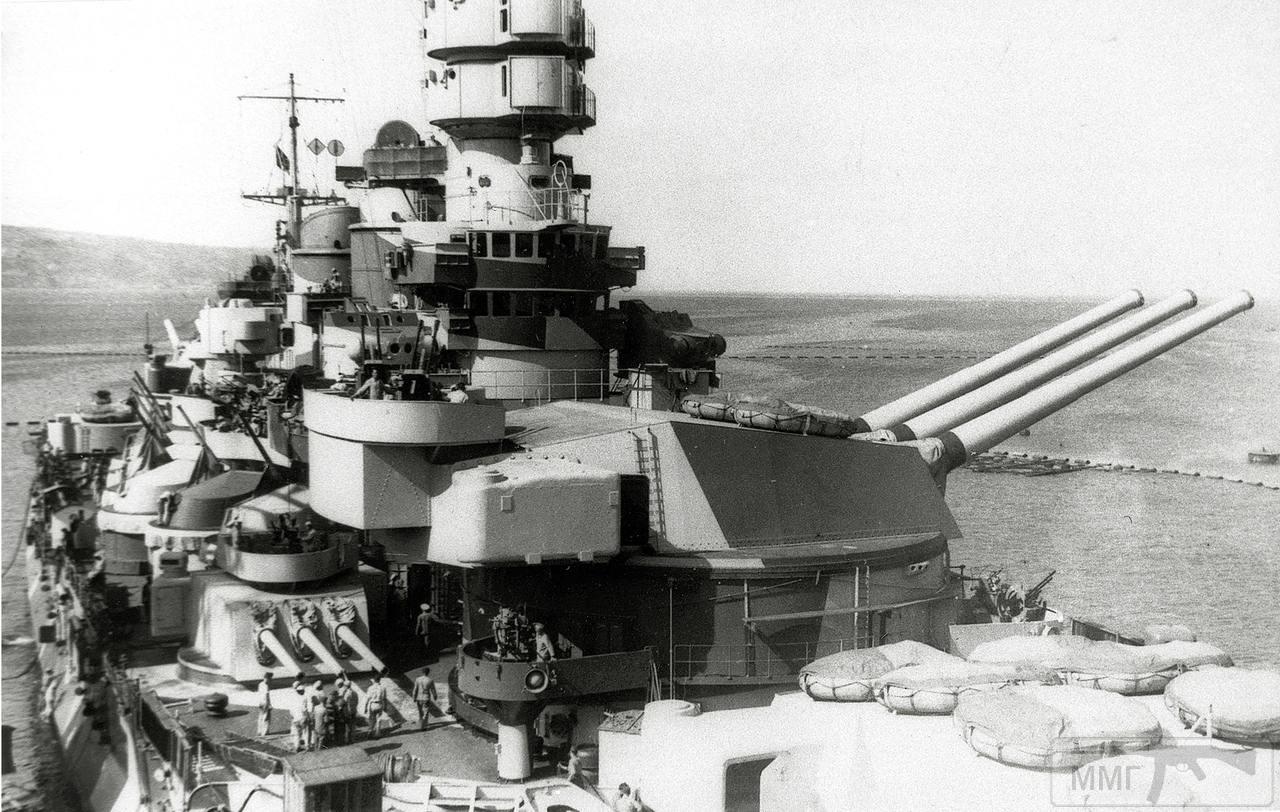 111898 - Regia Marina - Italian Battleships Littorio Class и другие...