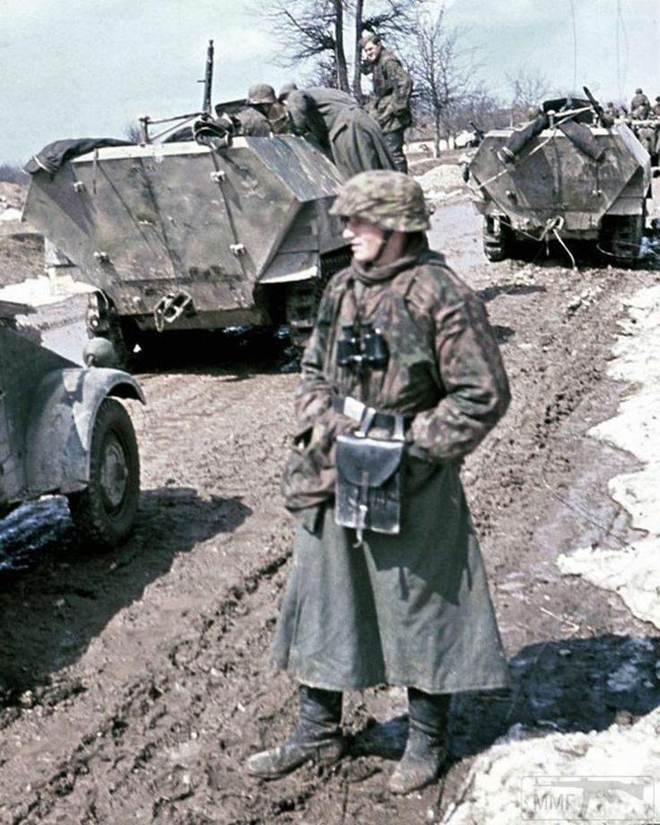 111941 - Военное фото 1941-1945 г.г. Восточный фронт.