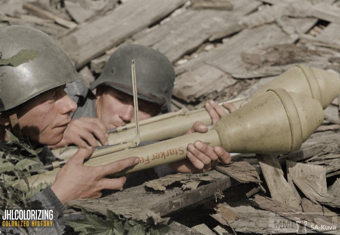 111949 - Ручной противотанковый гранатомет Panzerfaust (Faustpatrone)