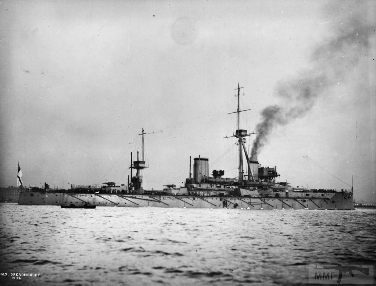 111962 - Броненосцы, дредноуты, линкоры и крейсера Британии