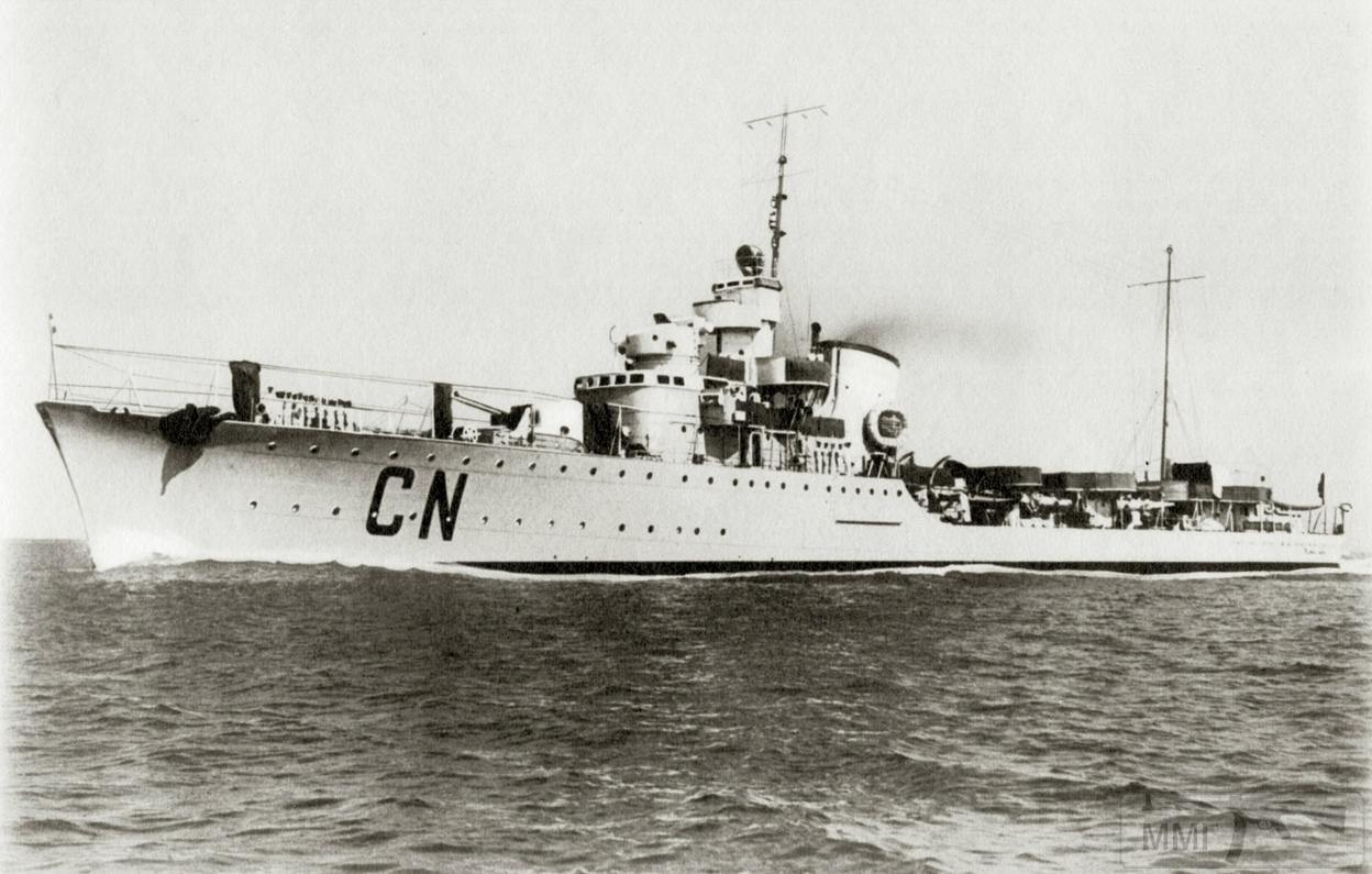 111963 - Regia Marina - Italian Battleships Littorio Class и другие...