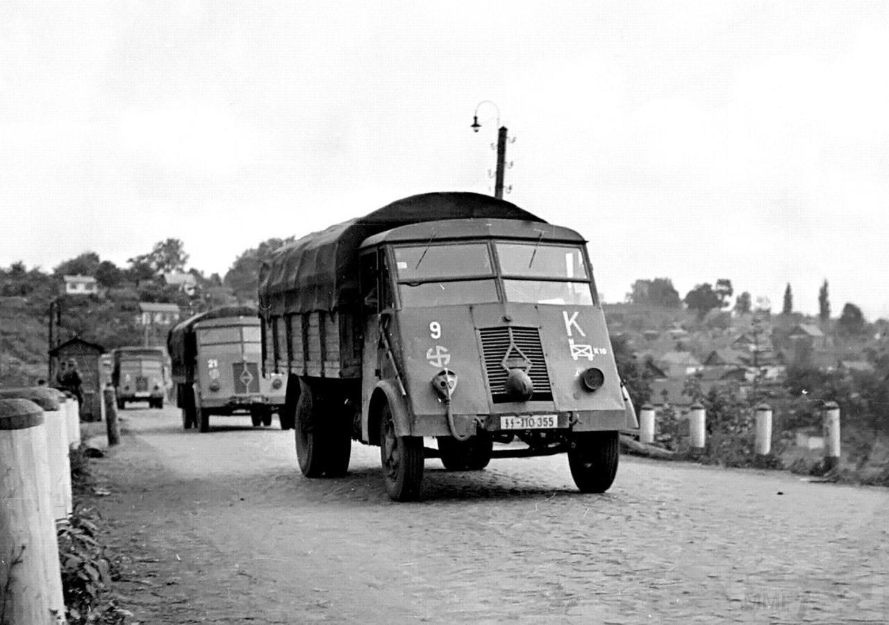 11197 - Грузовые и спец.автомобили Третьего рейха