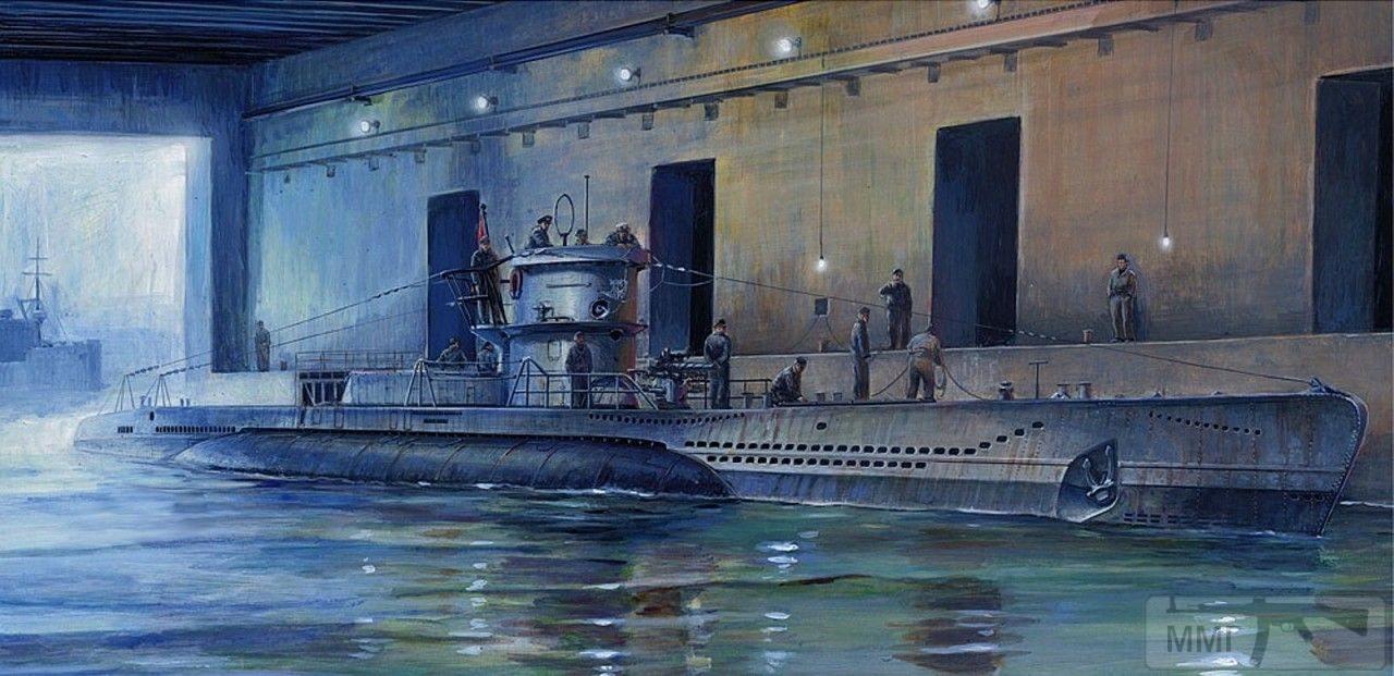 112079 - Волчьи Стаи - Германские подводные лодки двух мировых войн