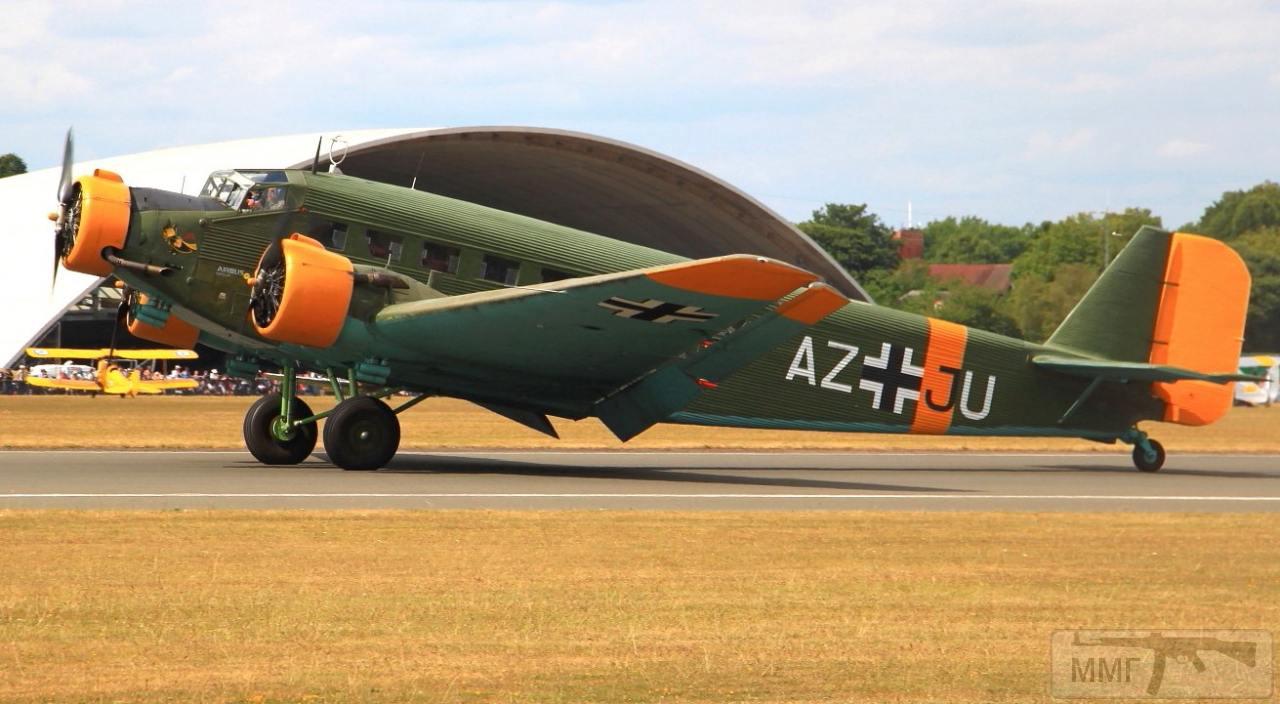 112111 - Юнкерс Ю-52.
