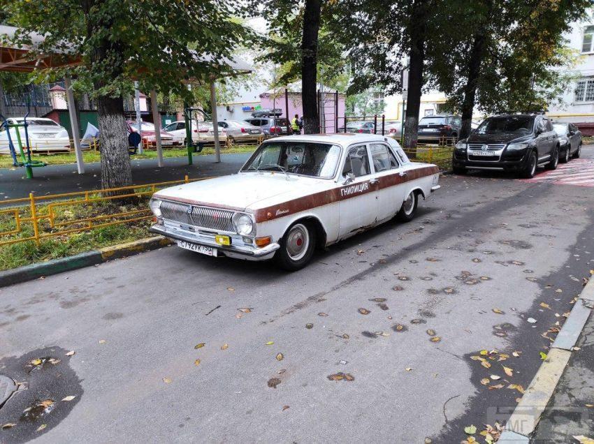112347 - Автолюбитель...или Шофер. Автофлудилка.