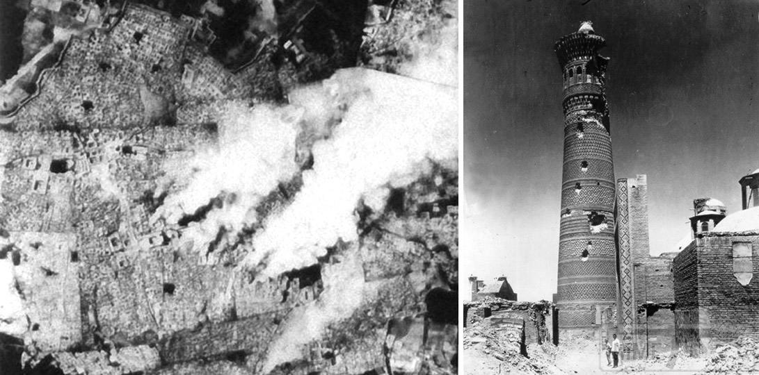 112386 - Бухара, или аэропланы над мечетями