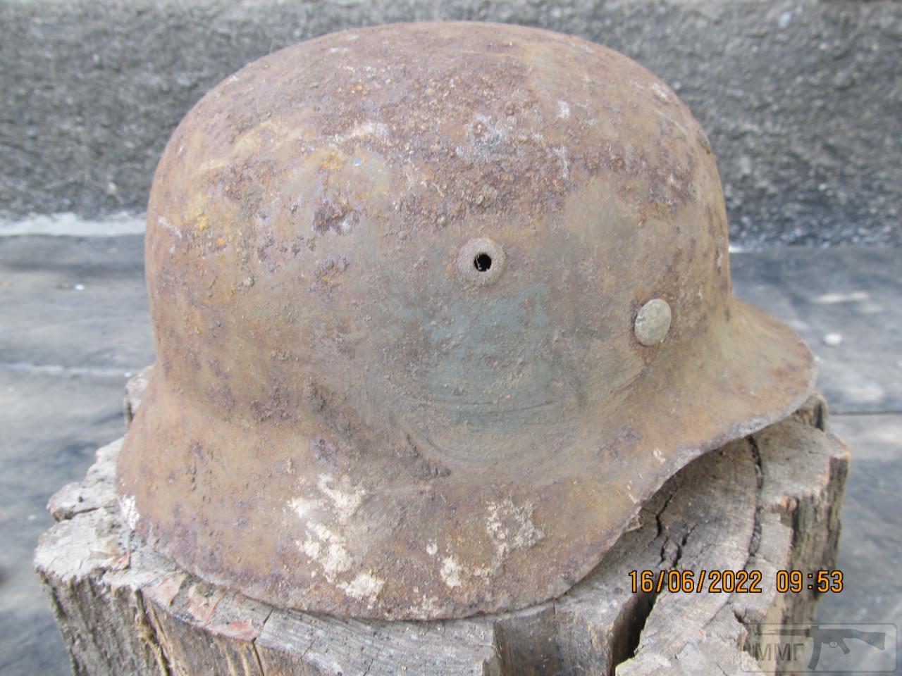 112424 - Реанімація залізної шапки вермахта М35