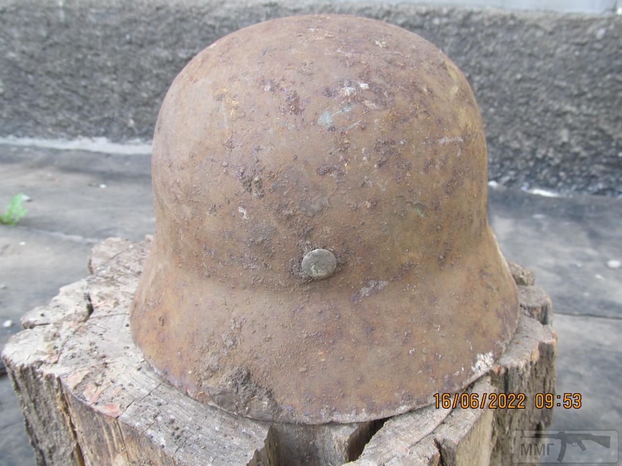 112426 - Реанімація залізної шапки вермахта М35