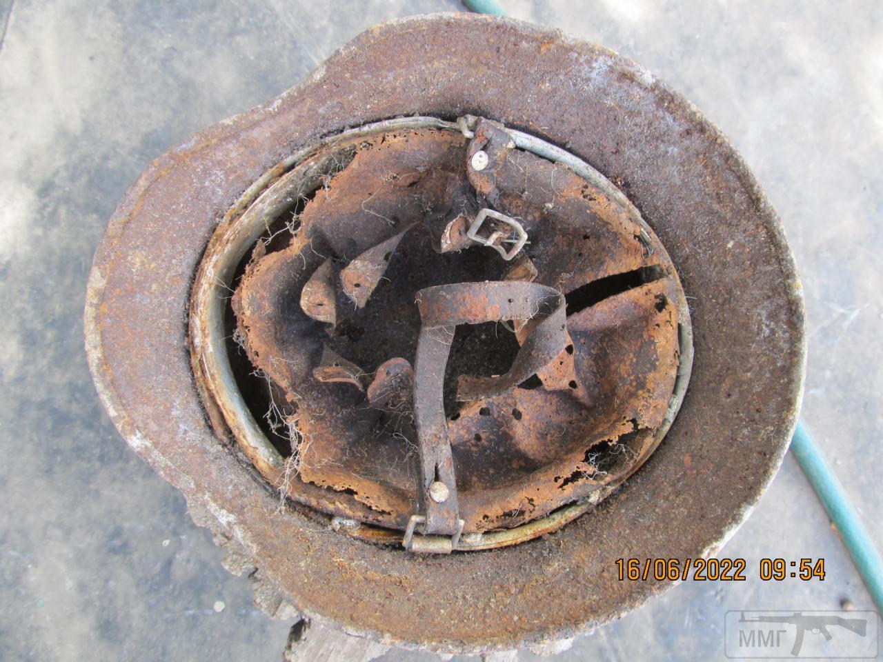112427 - Реанімація залізної шапки вермахта М35