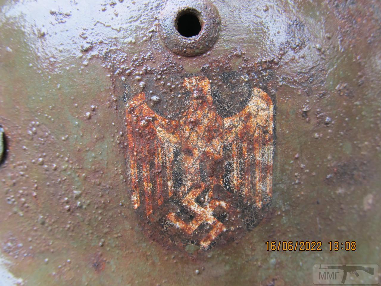 112429 - Реанімація залізної шапки вермахта М35