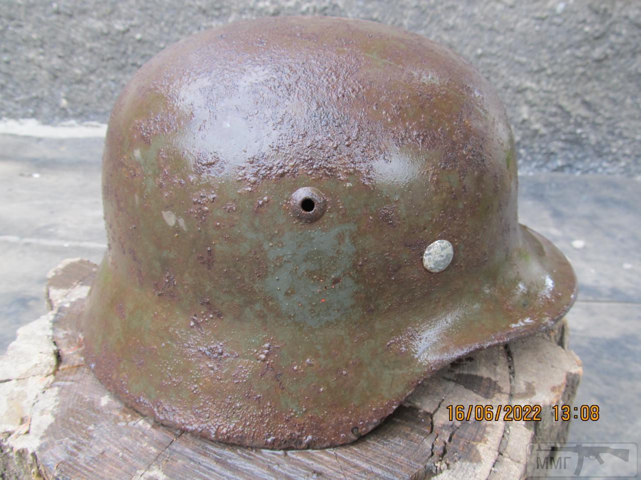 112430 - Реанімація залізної шапки вермахта М35