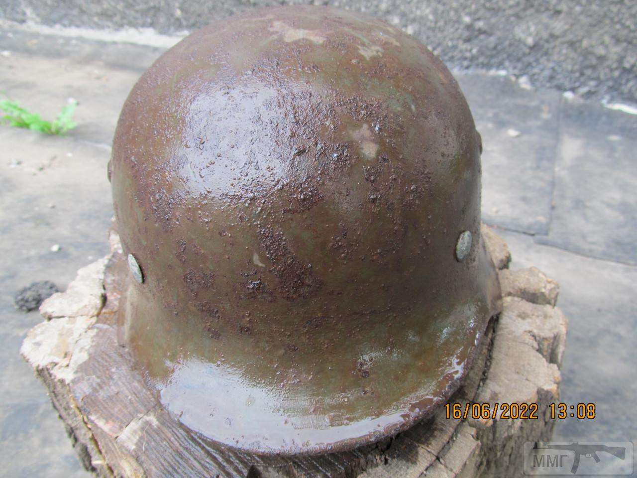 112431 - Реанімація залізної шапки вермахта М35