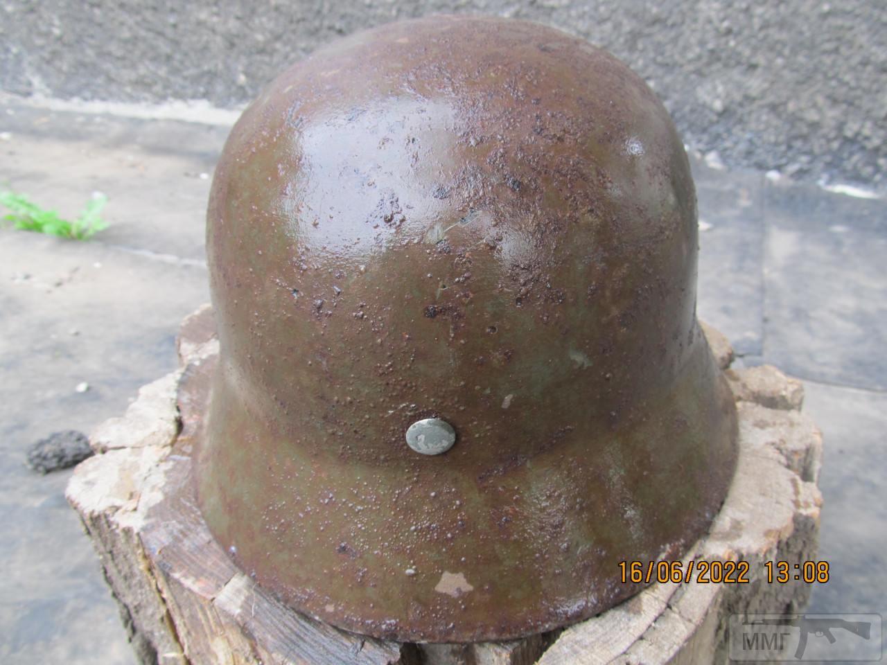 112432 - Реанімація залізної шапки вермахта М35
