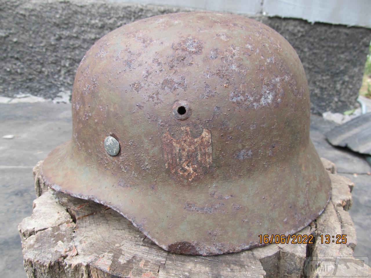112433 - Реанімація залізної шапки вермахта М35