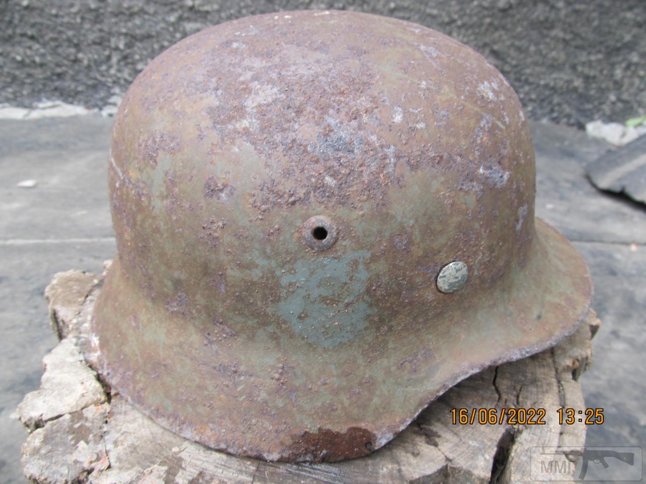 112434 - Реанімація залізної шапки вермахта М35