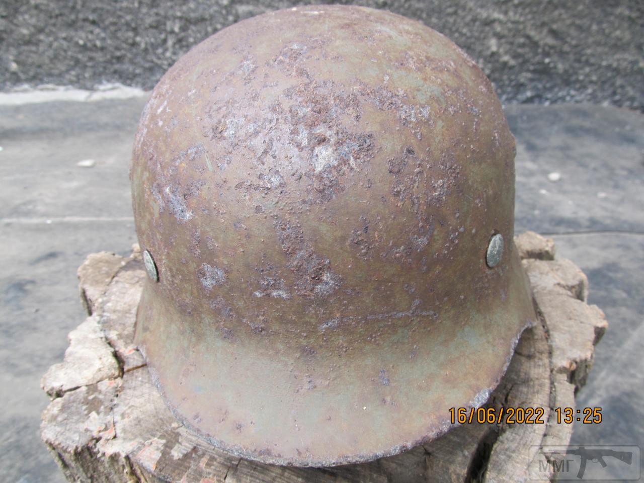 112435 - Реанімація залізної шапки вермахта М35