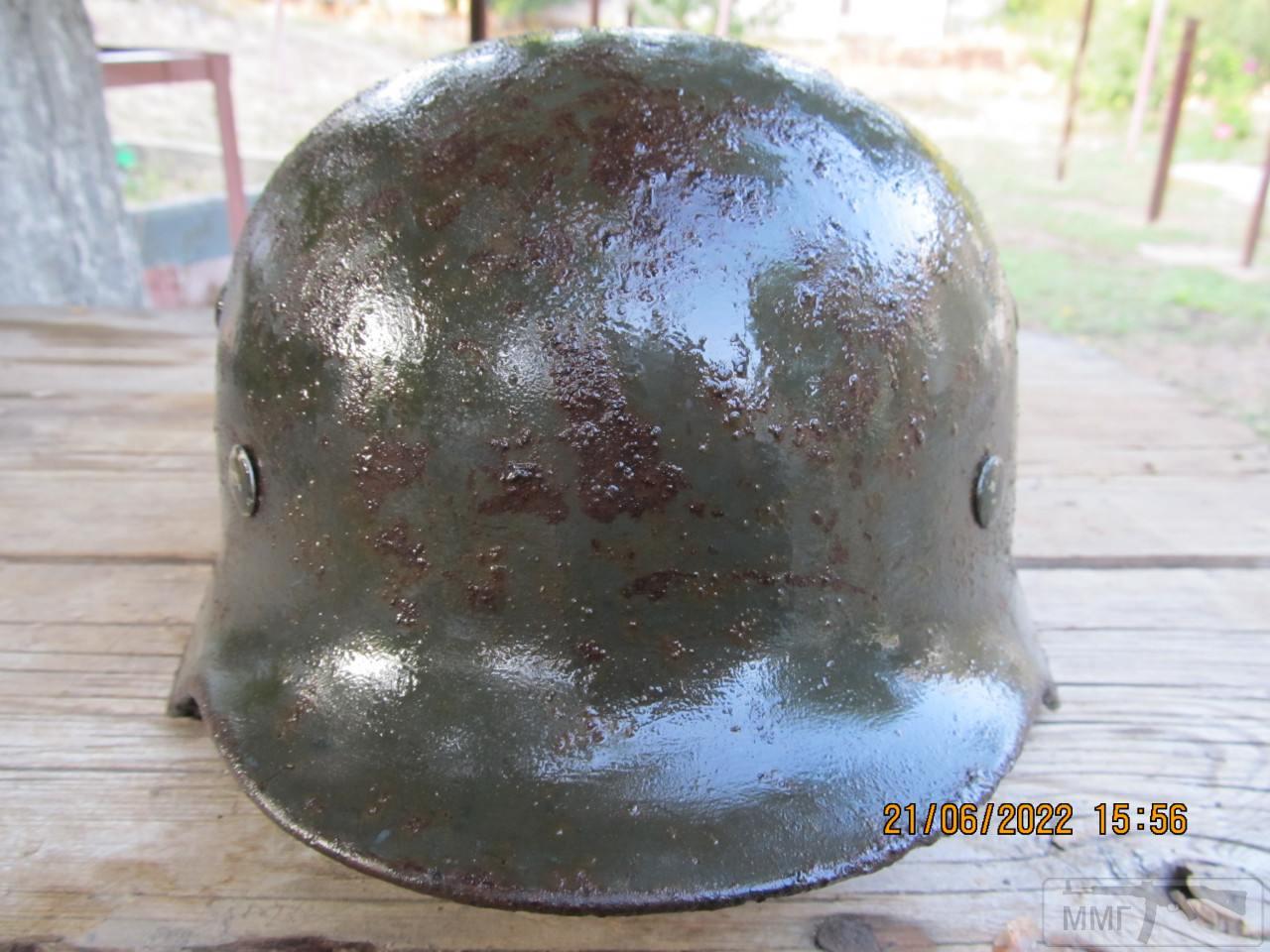 112439 - Реанімація залізної шапки вермахта М35