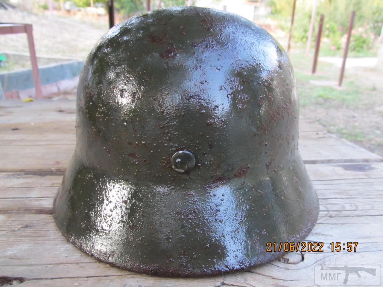 112440 - Реанімація залізної шапки вермахта М35