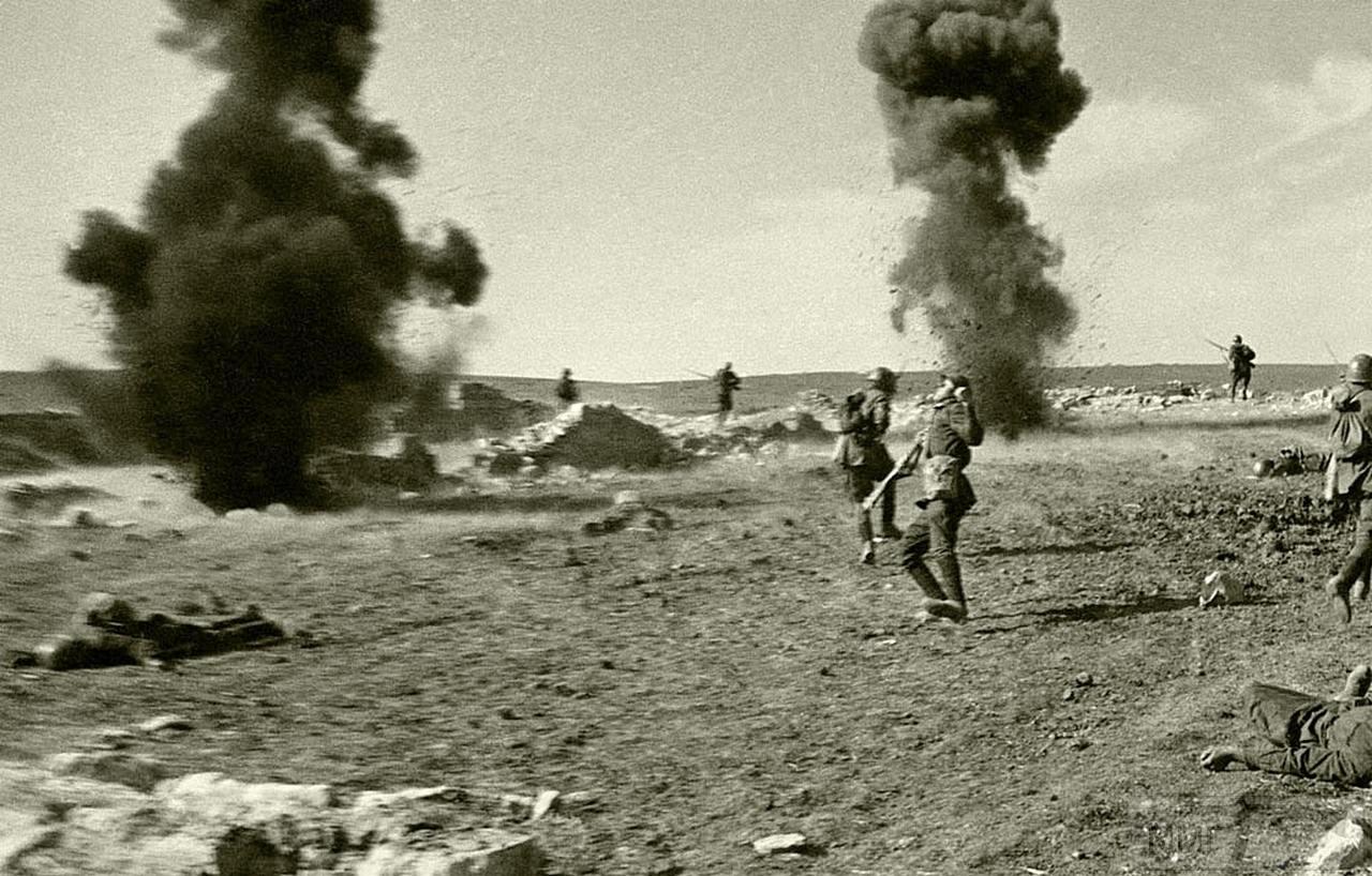 112462 - Военное фото 1941-1945 г.г. Восточный фронт.