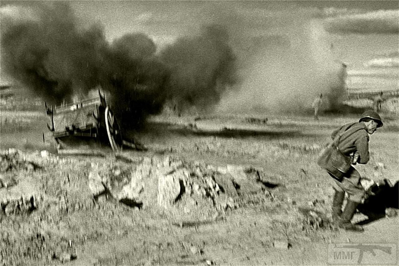 112465 - Бой за деревню Гридино. Северо-Западный фронт. 11 июня 1942 года.