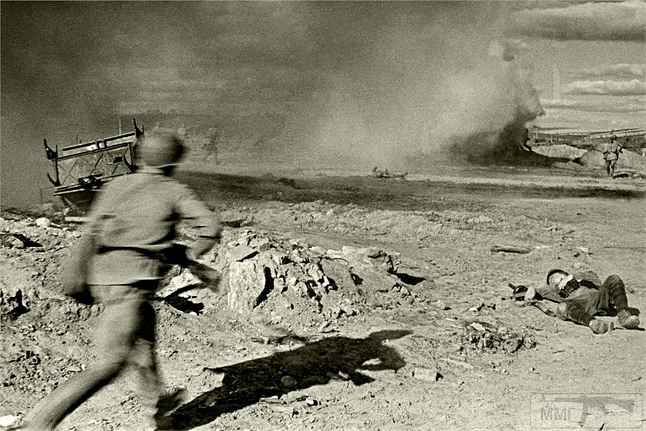 112466 - Бой за деревню Гридино. Северо-Западный фронт. 11 июня 1942 года.