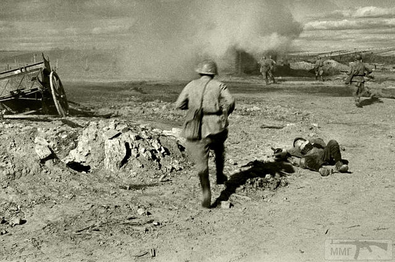 112467 - Бой за деревню Гридино. Северо-Западный фронт. 11 июня 1942 года.