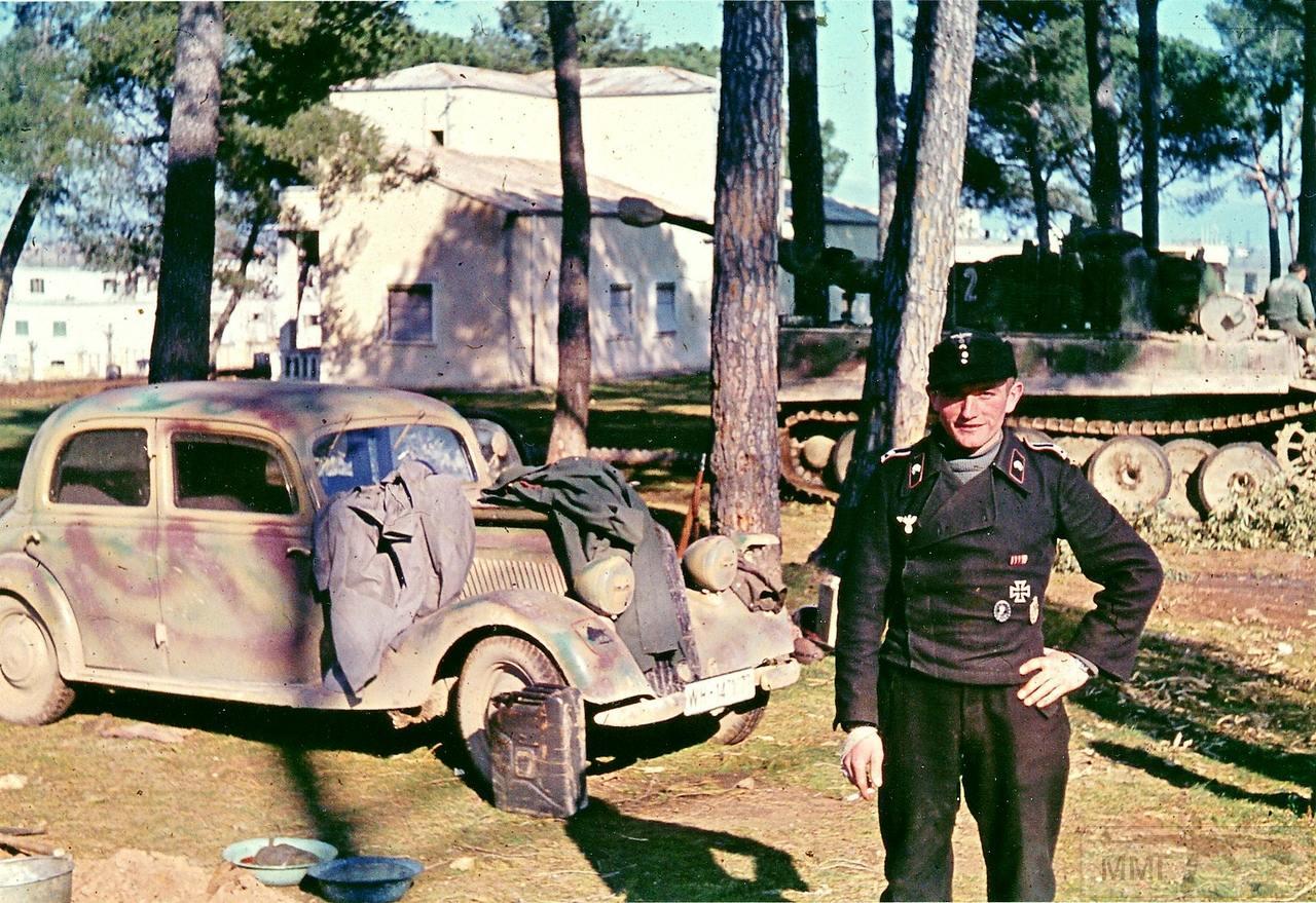 112470 - Военное фото 1939-1945 г.г. Западный фронт и Африка.