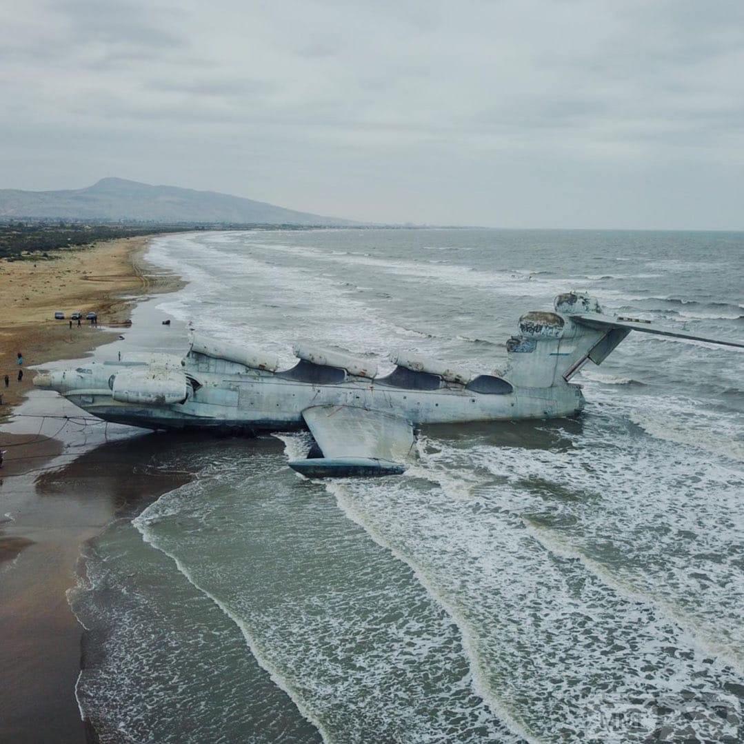 112529 - Каспийский монстр.