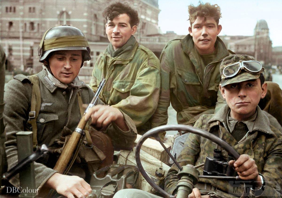 112536 - Военное фото 1939-1945 г.г. Западный фронт и Африка.