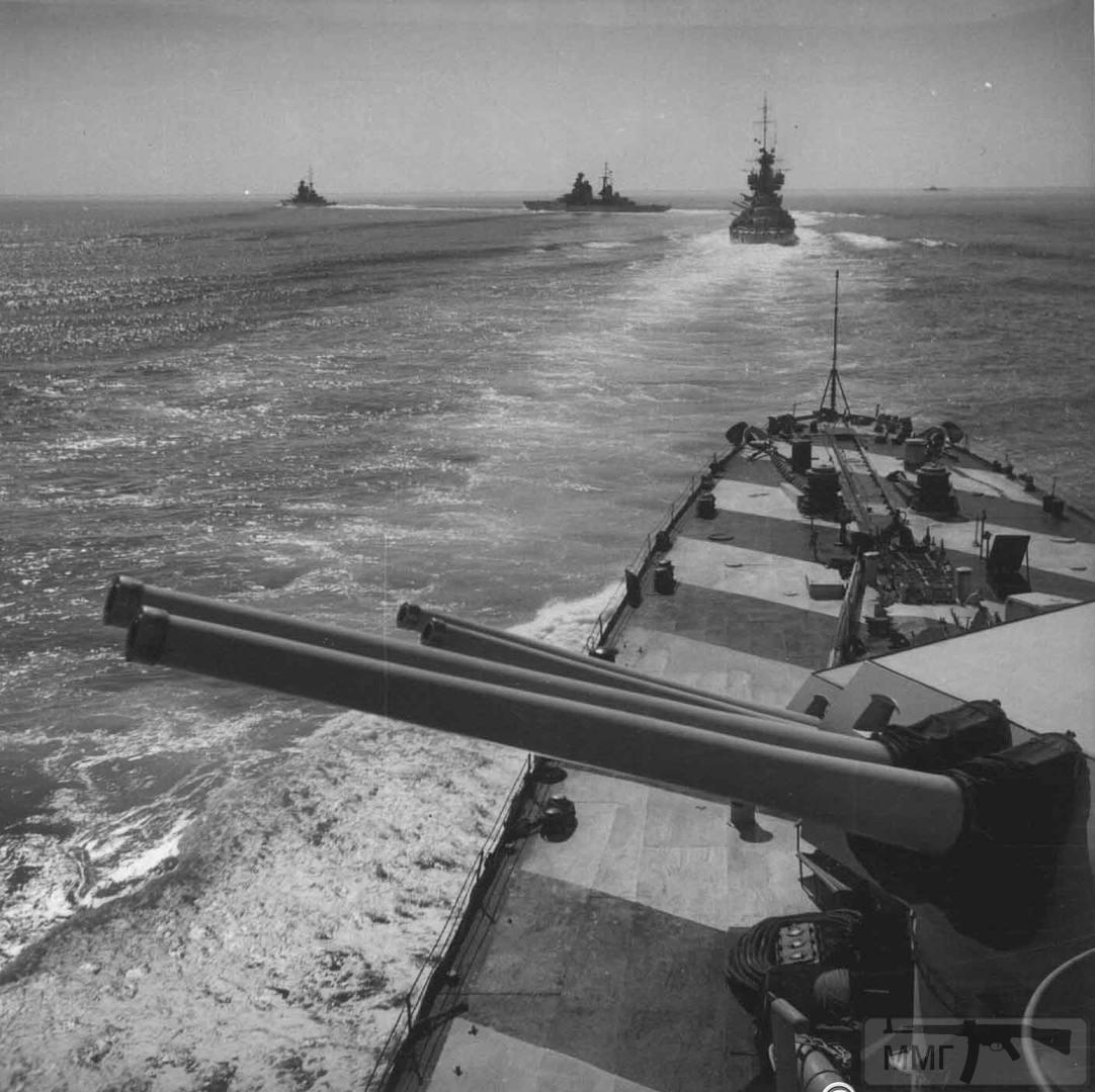 112602 - Regia Marina - Italian Battleships Littorio Class и другие...