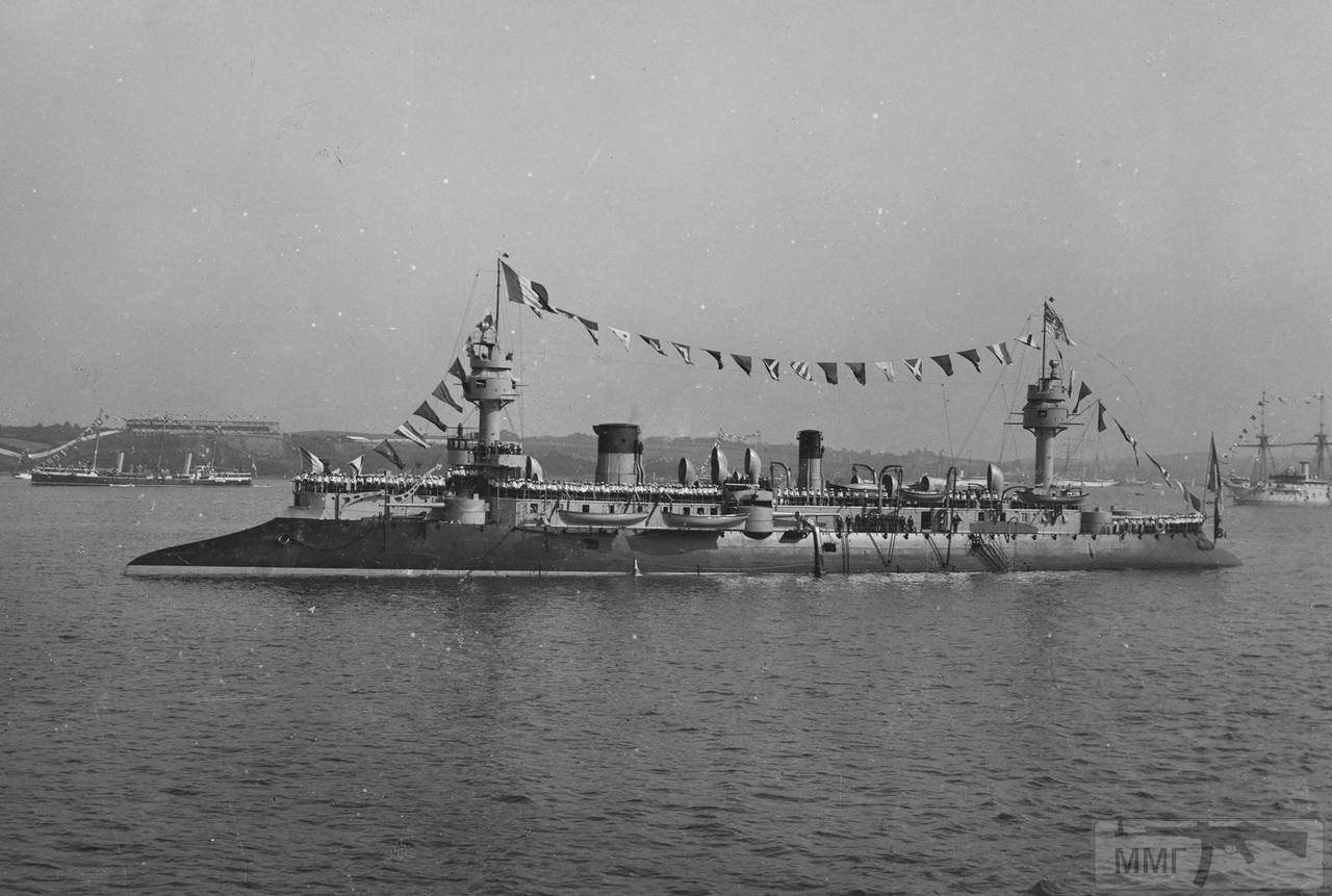 112605 - Броненосный крейсер Dupuy-de-Lôme