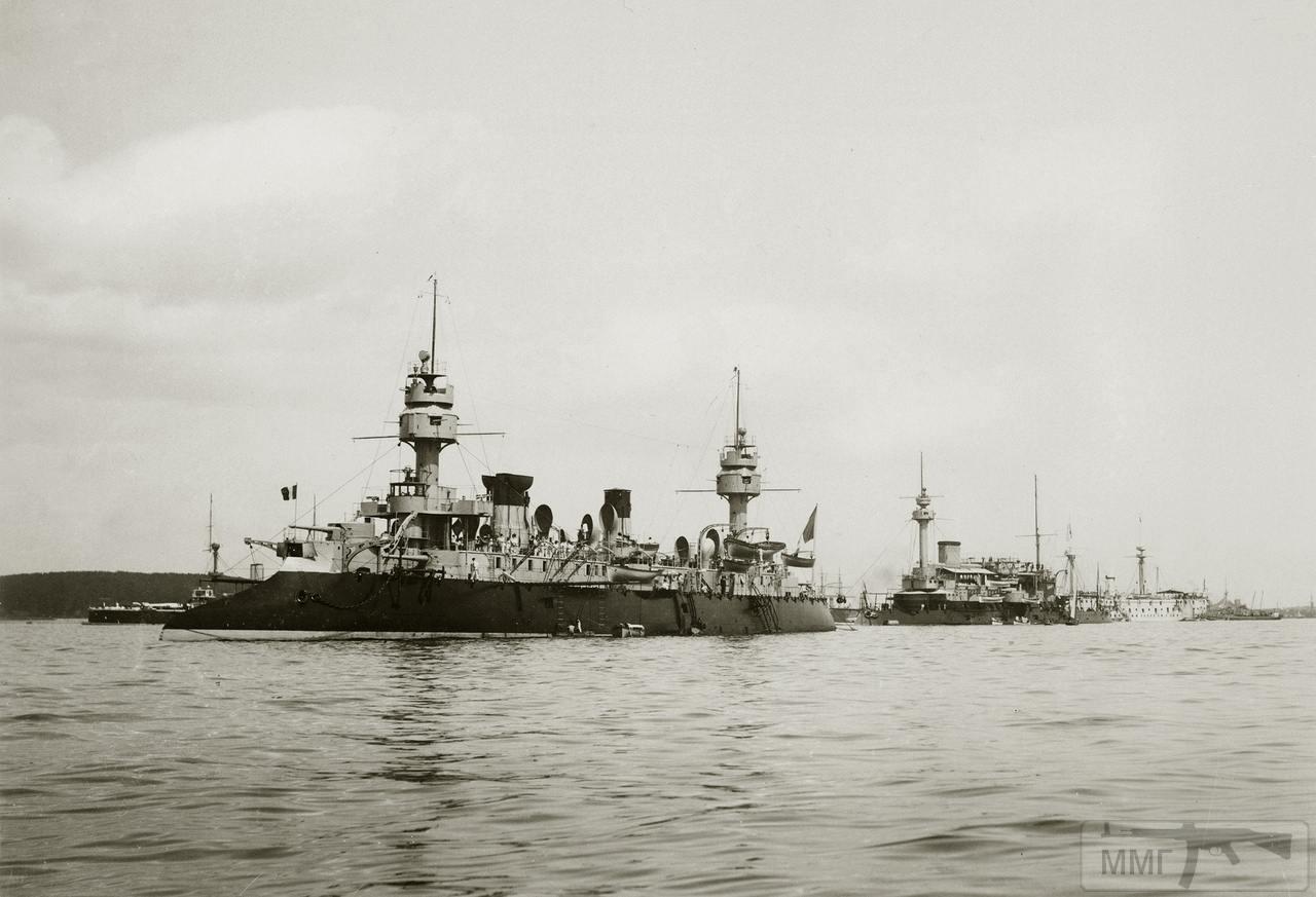 112606 - Броненосный крейсер Dupuy-de-Lôme