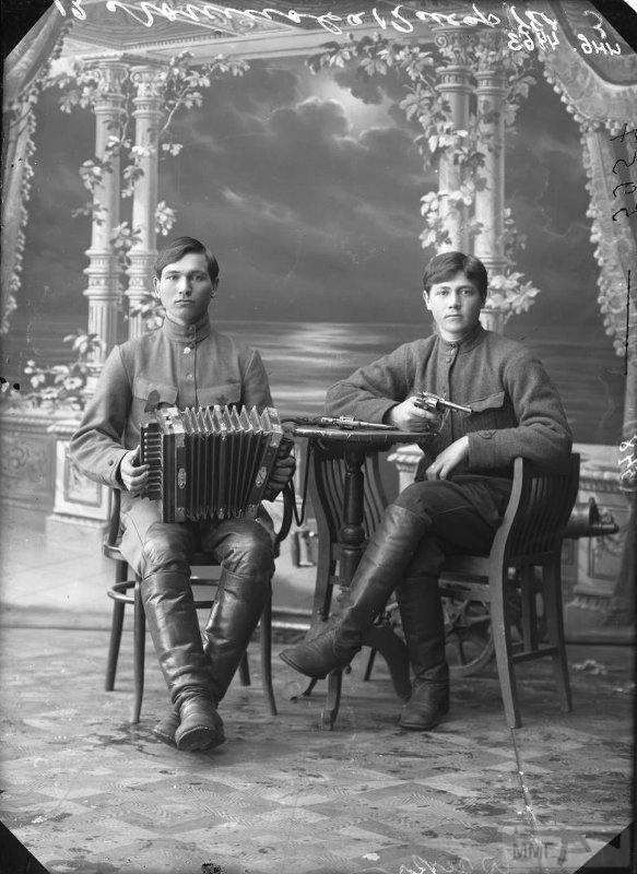 112663 - Гражданская война в России. Фото и видео-тема.