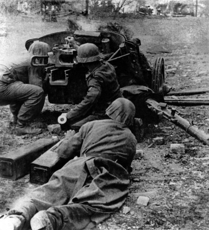 112666 - Немецкая артиллерия второй мировой