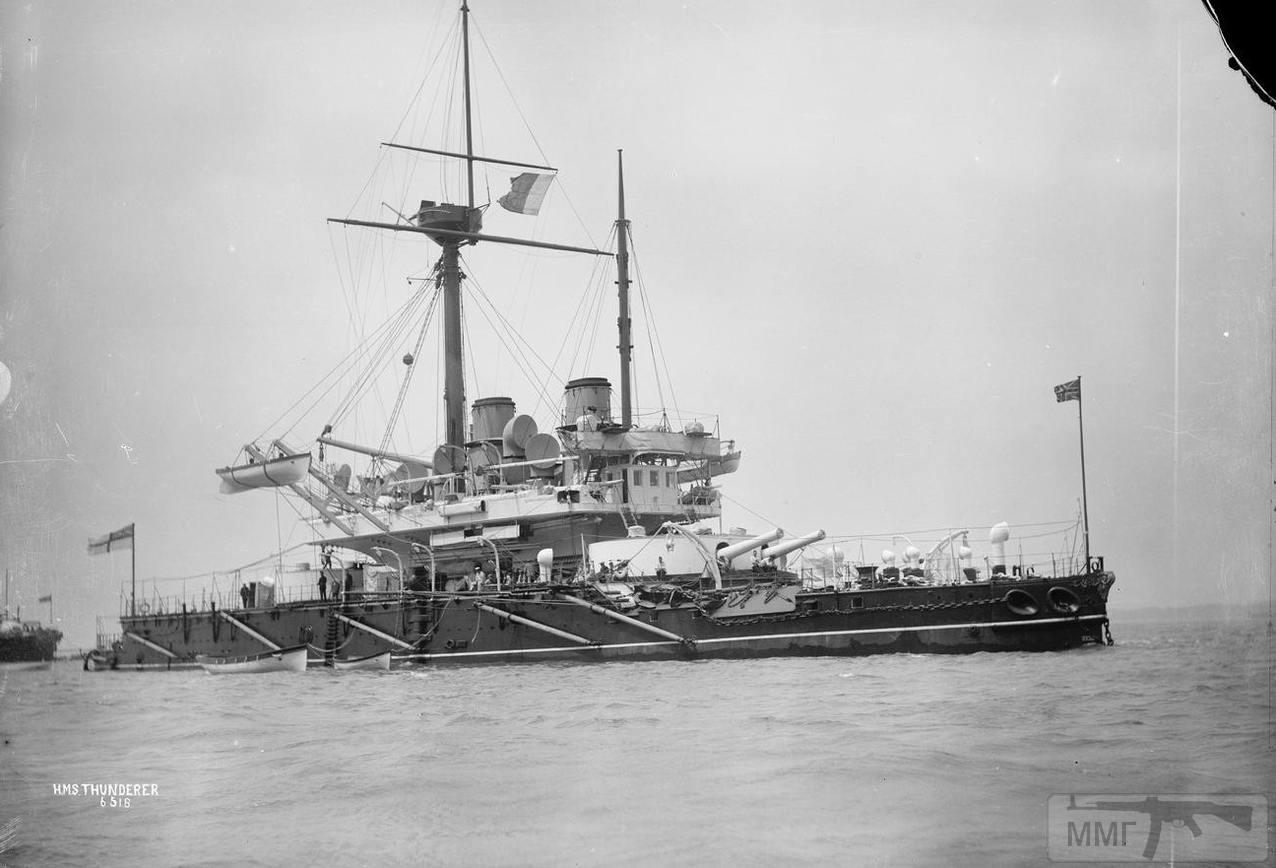 112688 - HMS Thunderer