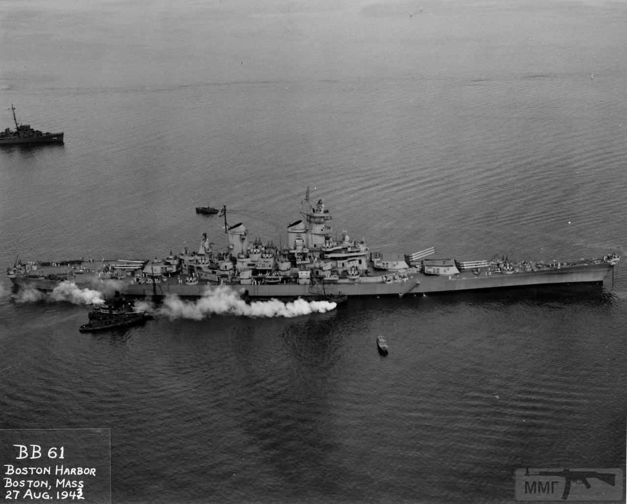 112765 - USS Iowa (BB-61)