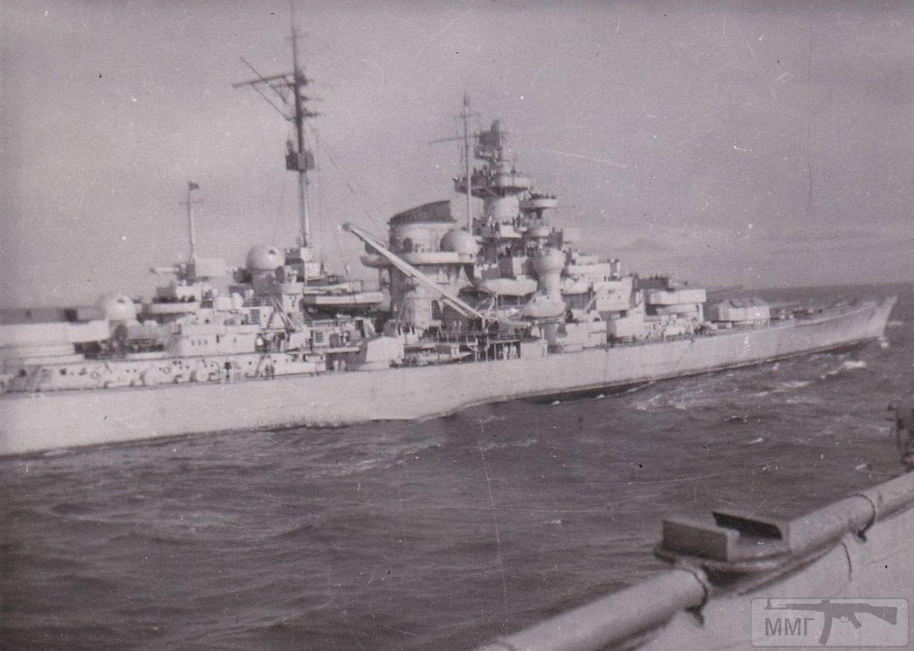 112768 - Линкор Tirpitz