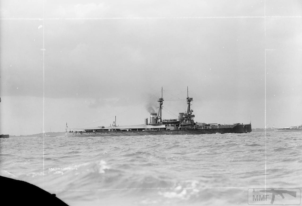 112769 - HMS Collingwood