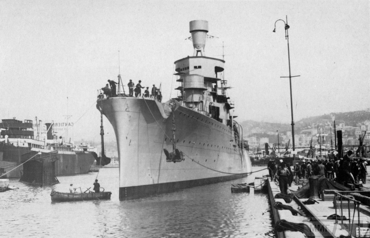 112776 - Regia Marina - Italian Battleships Littorio Class и другие...