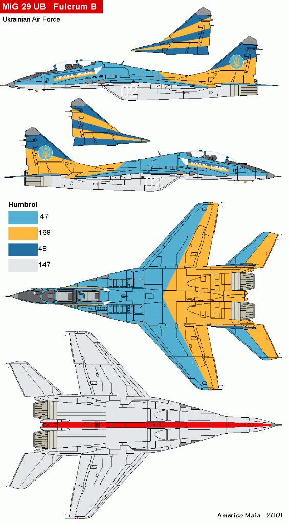 11287 - Воздушные Силы Вооруженных Сил Украины