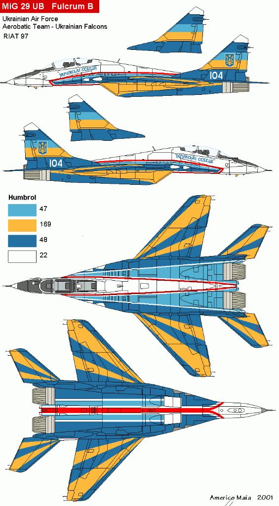 11288 - Воздушные Силы Вооруженных Сил Украины
