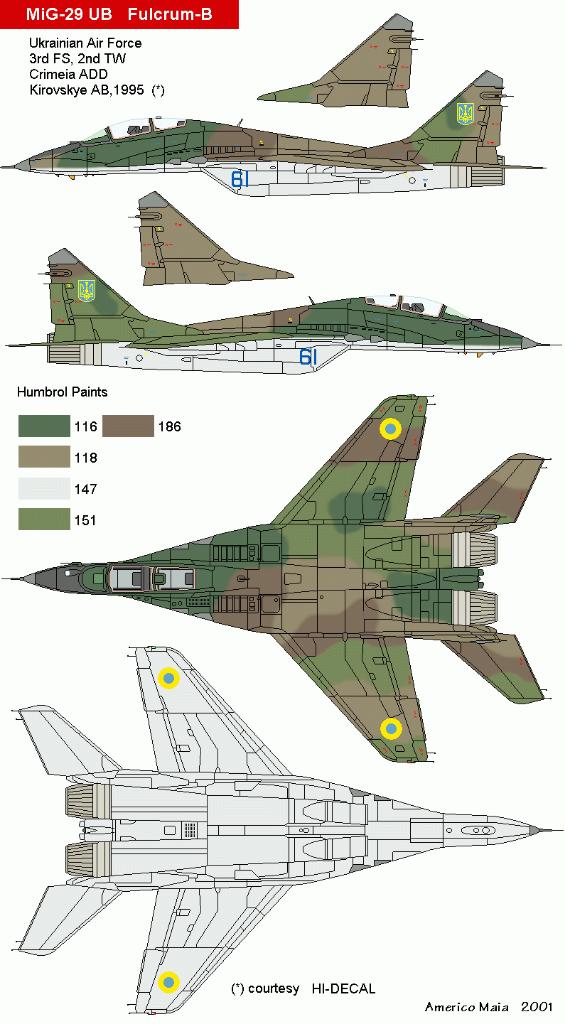 11289 - Воздушные Силы Вооруженных Сил Украины