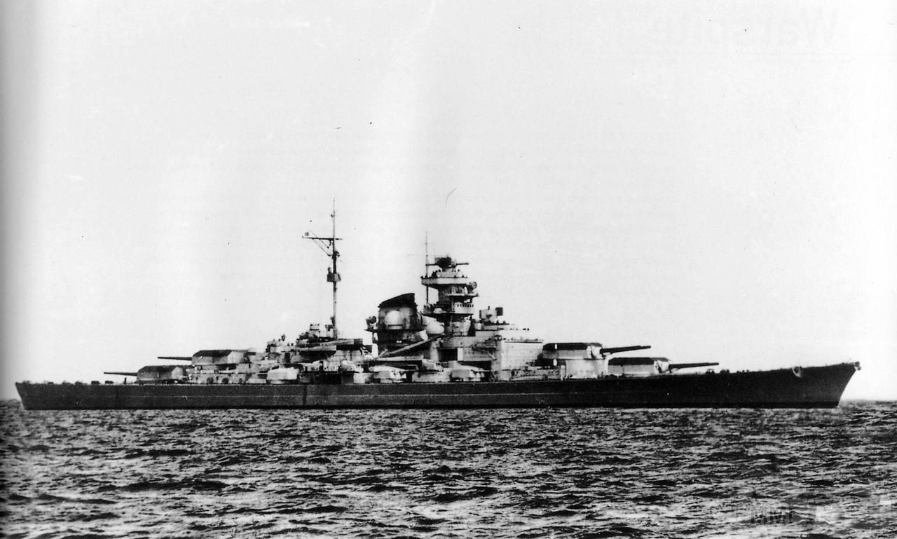 112927 - Линкор Tirpitz