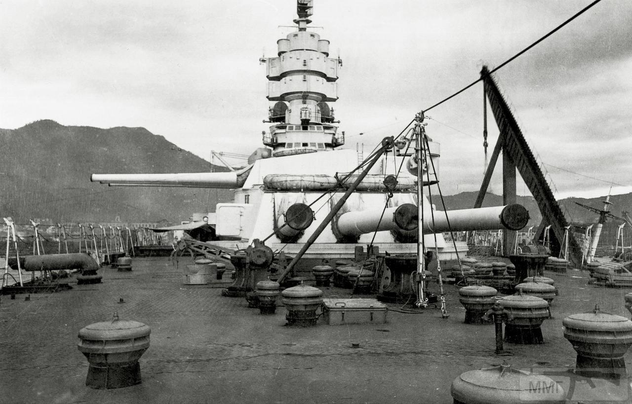 112932 - Regia Marina - Italian Battleships Littorio Class и другие...